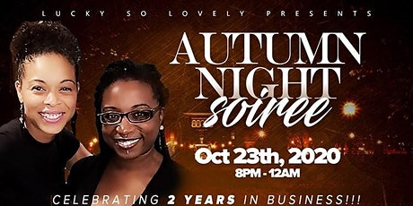 LSL Autumn Night Soiree Featuring Premier Cocktails tickets