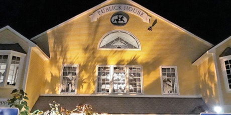 Paranormal Investigation Dinner  at  the Publick House Inn! tickets