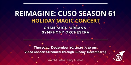 REIMAGINE: Holiday Magic Concert tickets