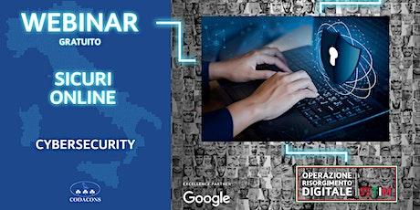 SICURI ON LINE - Cybersecurity
