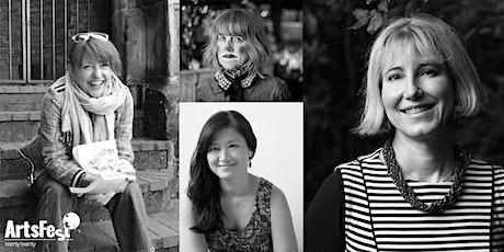 Artsfest Online: Myriad Editions Literary Salon tickets