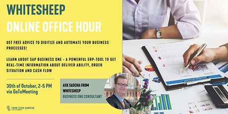 White Sheep Online Office Hour tickets