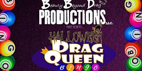 Halloween Drag Bingo! tickets