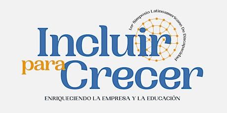 1er Simposio Latinoamericano de Discapacidad, Educación y Trabajo entradas