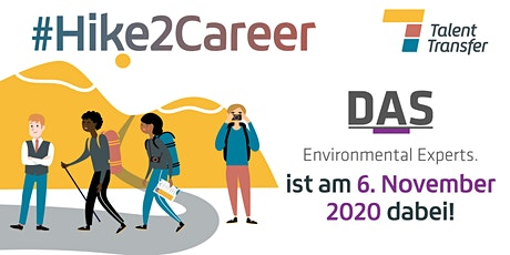 Hike2Career -  Network in the nature with DAS EE Tickets