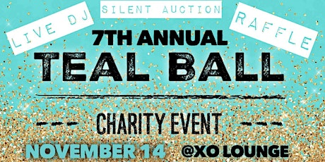 Teal Ball Charity Event tickets