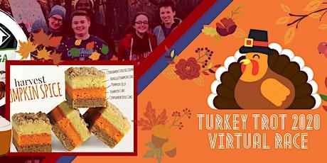 Turkey Trot 2020 Virtual Race tickets