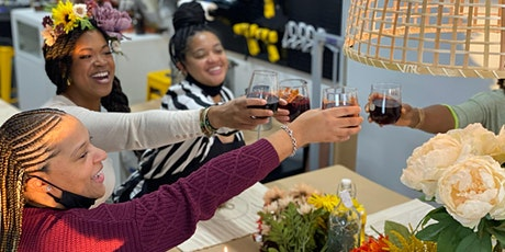 Fall Floral Crown & Sangria Soiree tickets