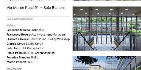 Identità Urbane - Milano  22 OTTOBRE: nuova vita per Monte Rosa 91 biglietti