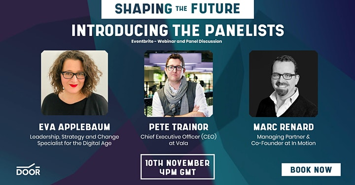 Shaping the future - The imperative to evolve your business philosophy image