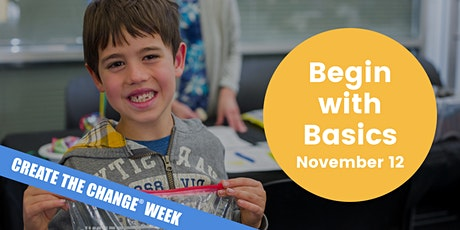 Day #6 Begin With Basics - Hygiene Hope Kits and Well Wish Cards tickets