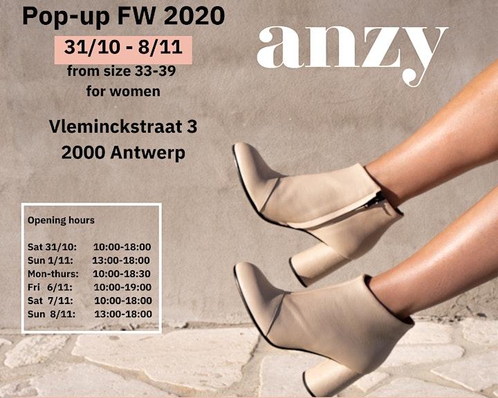 Afbeelding van anzy Pop-up FW 2020