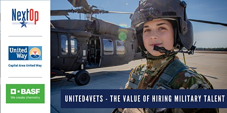 United4Vets - The Value of Hiring Military Talent tickets
