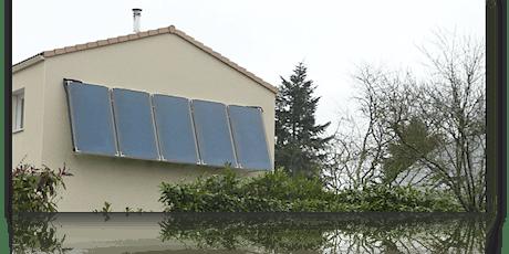 Visite d'une maison chauffée au bois et au solaire - Journées de la réno billets