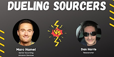 Dueling Sourcers: Marc Hamel & Dan Harris tickets