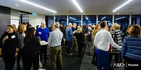 AMA Toronto - Marketing Networking Group (28th October) tickets