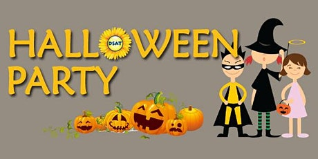Virtual Kids Halloween Party tickets