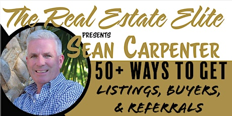 50+ Ways to Get Listings, Buyers & Referrals (The ABC's of Lead Generation) tickets