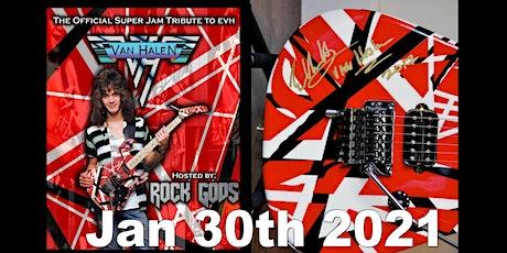 Eddie Van Halen Tribute by The Rock Gods tickets