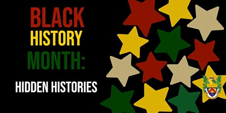 Black History Month: Hidden Histories tickets
