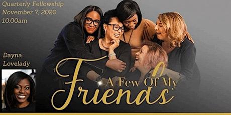 AFOMF Women's Quarterly Fellowship tickets