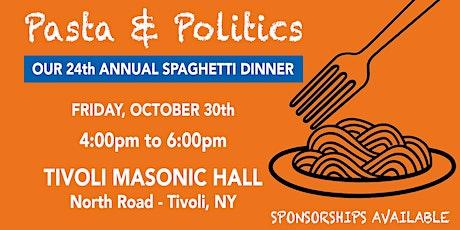 Molinaro's 24th Annual Pasta and Politics tickets