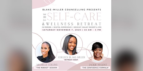 Self-Care & Wellness Retreat tickets