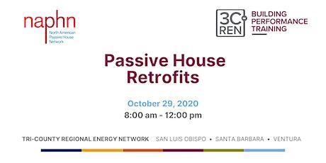 Passive House Retrofits tickets