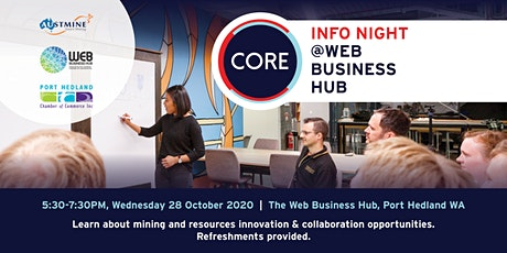 CORE Skills Info Night tickets