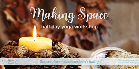 Making Space half day workshop (December) tickets