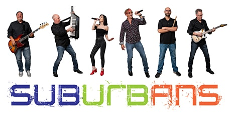 The Suburbans tickets