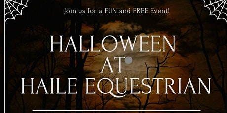 Halloween at Haile Equestrian tickets