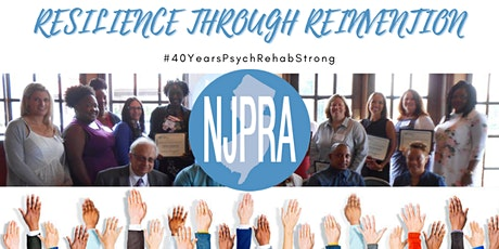 NJPRA 40th Fall Conference: Resilience Through Reinvention tickets