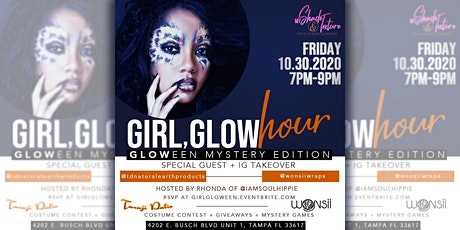 Girl, Glow Hour: GLOWeen Mystery Edition tickets