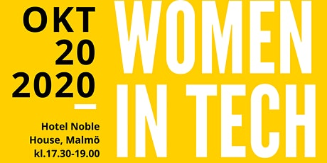 Women in Tech - BPW Malmö tickets