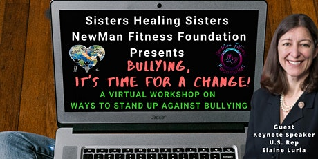 BULLYING: It's Time For A Change tickets