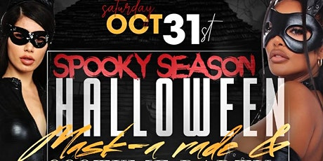 """""""Sp00ky Season"""" - Halloween Mask-a-rade & Costume Party tickets"""