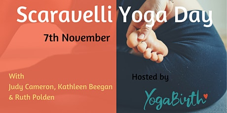 YogaBirth - Scaravelli Yoga Day tickets