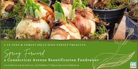 VNMS Spring Forward - Connecticut Avenue Beautification Fundraiser tickets