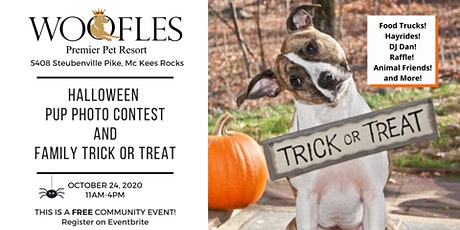 Woofles Halloween Pup Photo Contest & Family Trick or Treat! tickets