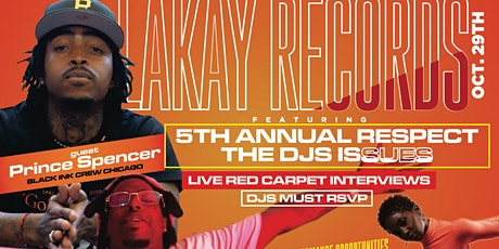 Ford Ent Mag presents Lakay Records Launch & Media Party tickets