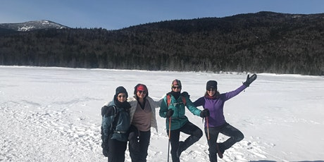 Beginner/Intermediate Snowshoe/Plant Based Cooking Get Away tickets