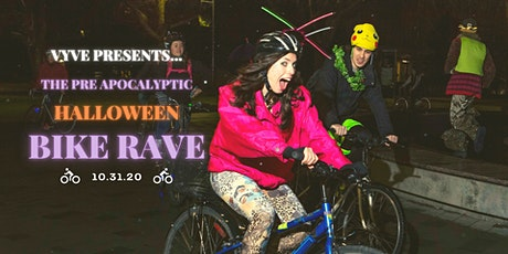 The Pre-Apocalyptic Halloween BIKE RAVE! tickets