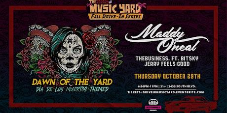 Dawn of The Yard feat. Maddy O'Neal