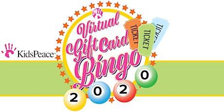 6th Annual KidsPeace Bingo tickets