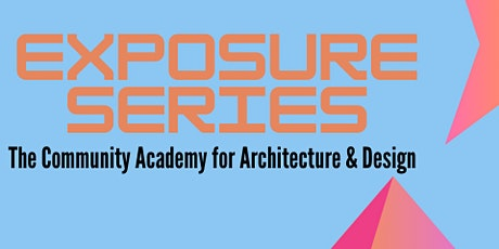 TCAAD Exposure Series -  Workshop 1: Introduction to Architecture tickets