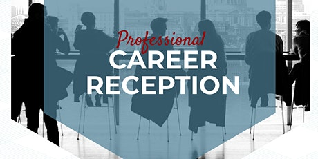Professional Career Reception 2020 tickets