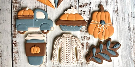 Fall Faves! Cookie Decorating Class tickets