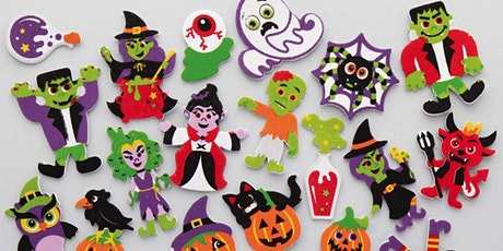 Half term Halloween Children's Crafts tickets