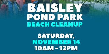 Baisley Pond Park Cleanup